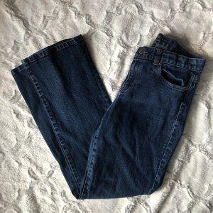 Ralph Lauren Classic Bootcut Jeans Size 6P